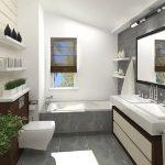 ? Эргономика ванной комнаты