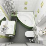 Дизайн ванной комнаты маленького размера своими руками или сделает мастер — О Комнате