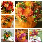 Идеи для поделок из осенних цветов (56 фото)