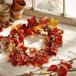 Поделки из осенних кленовых листьев своими руками (44 фото)