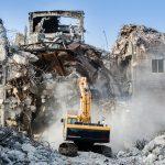 Как выбрать метод демонтажа здания