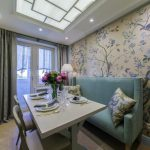 👍 Дизайн светлой кухни в классическом стиле 10 кв. м.
