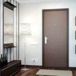 Выбор входной металлической двери в квартиру
