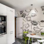 ? Дизайн интерьера кухни 11 метров