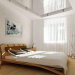 Как разумно распланировать дизайн маленькой спальни 9 кв м — О Комнате
