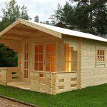 Построить дачный домик недорого