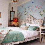 Рисунок обоев для спальни