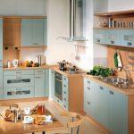 Способы дизайна кухни с вентиляционным коробом — О Комнате