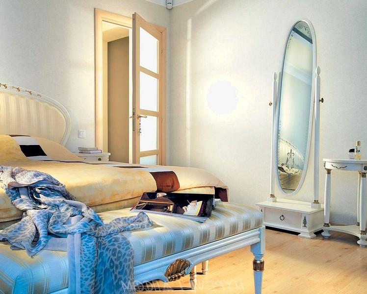 Дизайн спальни в современном стиле, современные решения в фото