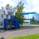 Российская фабрика по производству обоев Палитра