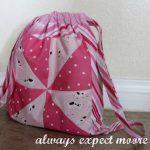 Шьем симпатичный рюкзак для девочки