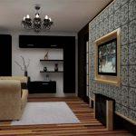 Как продумать дизайн зала 17 квм?