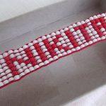 Как сделать браслет из бисера своими руками из лески и бисера с видеоматериалом