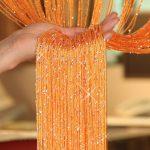 Веревочные шторы – источник дизайнерского вдохновения