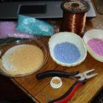 Колокольчик из бисера: схема плетения для начинающих с фото и видео