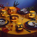 Идеи для сервировки стола и праздничной еды на Хэллоуин (44 фото)