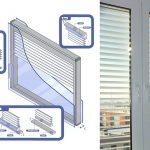 Окна со встроенными жалюзи: преимущества и недостатки