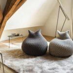 Важная деталь: кресло-мешок и кресло-шар для любого дома (68 фото)