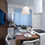 ? Дизайн-проект кухни 9 кв. м.
