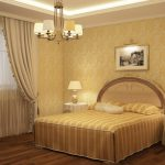 Какие выбрать виниловые обои для спальни