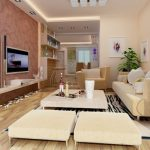 Оформление гостиной: стили