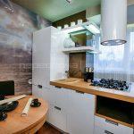 👍 Дизайн кухни совмещенной с лоджией