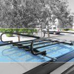 Багажник на крышу автомобиля с рейлингами своими руками   Руки-крюки