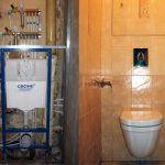 Ремонт в ванной комнате в хрущевке: красивый дизайн на маленькой площади