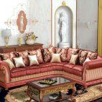 Использование углового дивана в интерьере гостиной и кухни — О Комнате