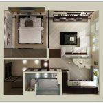 Правильная расстановка мебели гарантия комфорта и уюта — О Комнате