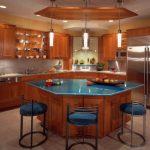 Дизайн кухни 20 кв. м.
