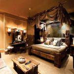 Африканский стиль в интерьере квартиры (50 фото)