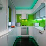 👍 Дизайн кухни-гостиной 25 кв. м.