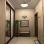 Многообразие вариантов отделки коридора обоями