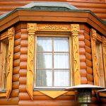Разновидности наличников на окна для деревянного дома и правила их монтажа