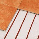 Электрический теплый пол под плитку: правила укладки