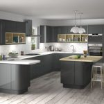 👍 Дизайн кухни в серых тонах: особенности, фото