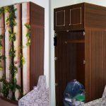 Обновление старой стенки своими руками: советы + пошаговый мастеркласс (37 фото)