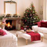 Как украсить дом к Новому году: идеи для новогоднего декора (25 фото)