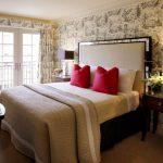 Стильный дизайн спальни и кухни размером 14 кв. метров — О Комнате
