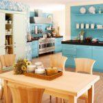 Красивые обои для кухни: какие поклеить