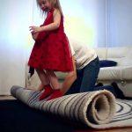 Теплый пол под ковер: как сделать своими руками