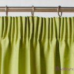 Узнай, какие виды складок можно сделать с помощью шторной ленты