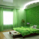 Цвет стены в спальне: привнесем гармонию в царство сна — О Комнате