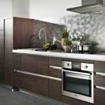 👍 Цвет венге в дизайне кухни