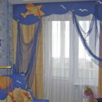 Как сшить штору в детскую комнату самостоятельно— самый быстрый способ