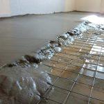 Цементная стяжка: расчет расхода на 1 м2