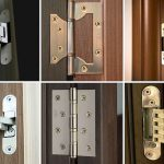 Пошаговая инструкция установки петель на межкомнатные двери с учетом и их разновидности