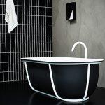 Дизайнерские ванны и их особенности