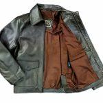Как эффективно растянуть кожаную куртку?